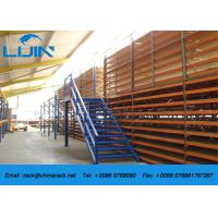 Wholesale Industrial Warehouse Mezzanine Floors , AS4084 Approval Steel Mezzanine Floor from china suppliers