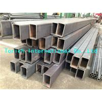 Wholesale JIS G 3466 Carbon Steel Square , Rectangular Structural Steel Tubing 5mm Diameter from china suppliers