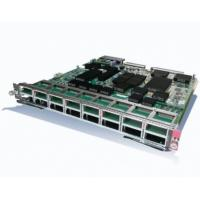 Wholesale Cisco WS-X6716-10G-3C Catalyst 6500 10 Gigabit Ethernet Module from china suppliers