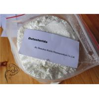 Wholesale White Avodart Dutasteride Hair Loss Treatment Powder CAS 164656-23-9 from china suppliers