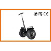 Wholesale 72V Li - ion battery brushless Off Road Segway , electric chariot scooter from china suppliers