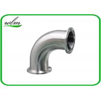 Wholesale Stainless Steel Sanitary Pipe Fittings Bends Pipe Fitting High Pressure Resistant from china suppliers