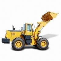 Buy cheap Wheel Loader with C6121 Engine, 6T Rated Load, and 3.5m³ Bucket Capacity from wholesalers