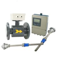 Wholesale IP65 / IP67 / IP68 Divided Type Electromagnetic Flow Meter in High temperature from china suppliers