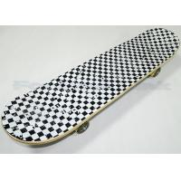 Wholesale 31 Inch Long Heat Transfer Maple Wood Skateboards Printed On 80s Black Grip Tape from china suppliers