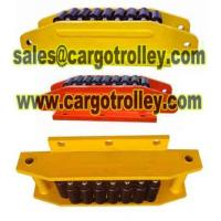 Buy cheap Roller skids details with parameters from wholesalers