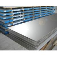 Wholesale 0.1mm-150mm BV , ISO Embossed Stainless Steel / Sheetsteel Plate For Chemical from china suppliers