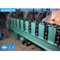 Wholesale Gear Box Driving Drywall Partition Wall Angle Roll Forming Machine for Wall Frame from china suppliers