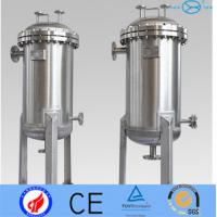 Wholesale Hydraulic High Pressure Filter Housing Cylindrical Shells For Water Treatment from china suppliers