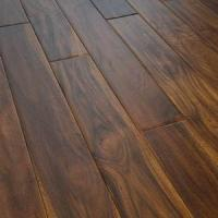 Wholesale Hand Scraped Acacia Walnut Hardwood Flooring from china suppliers