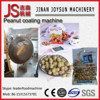 Wholesale Spiced Almond , Flavor Cashew Nut Peanut Coating Machine Electric from china suppliers