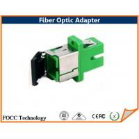 Wholesale Wireless LAN / CATV FTTH Fiber Optic Cable Adapter / SC wtih shutter Adapter from china suppliers