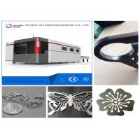Wholesale Copper Fiber Metal Laser Cutting Machine , Stainless Steel Cutting Machine from china suppliers