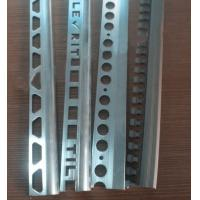 Quality Silver Aluminium Ceramic Tile Trim Window Curtain Accessories For Decoration for sale