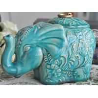Buy cheap Pallas elephant furnishing articles handicraft restoring vintage crafts from wholesalers