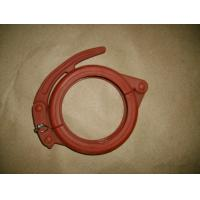 "Wholesale Concrete Pump 3"" 4"" 5"" 6'' Pipe Clamp/Coupling 130 Bar Working Pressure from china suppliers"