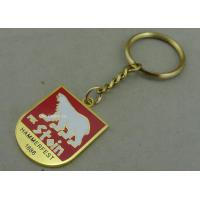 Wholesale Hard Enamel Promotional Keychain from china suppliers