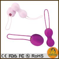 Two kegel exerciser balls for women - 3 5
