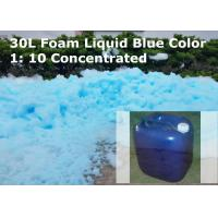 Wholesale Coloured Fog Machine Liquid / Foam Machine Fluid 1 : 10 Concentrated from china suppliers