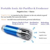 Wholesale Exquisite Car Accessory, Black Protect Brain Anion and Ozone Air Purifiers from china suppliers