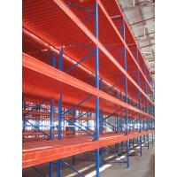 Wholesale Warehouse Heavy Duty Pallet Racking 50.8mm Pitch with 10 Years Warranty from china suppliers