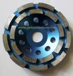 Wholesale diamond cup wheels, diamond grinding disc, diamond grinding wheels from china suppliers