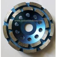 Buy cheap diamond cup wheels, diamond grinding disc, diamond grinding wheels from wholesalers