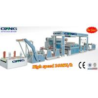 Wholesale Multi-layer extrusion high precision roller lamination machine for adhesive tape from china suppliers