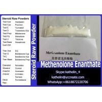 Wholesale CAS 303-42-4 Primobolan Steroids Raw Powder Methenolone Enanthate / Primo E from china suppliers