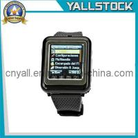 Wholesale MP3/MP4/Bluetooth/Camera Music Watch Mobile Phone (E02073) from china suppliers