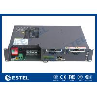 Wholesale 90A Outdoor Cabinet Telecom Rectifier System , DC Rectifier System With Output Short Circuit Protection from china suppliers