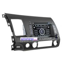 Wholesale Honda Sat Nav DVD for Honda Civic GPS Sat Nav DVD Radio Headunit Multimedia Bluetooth from china suppliers