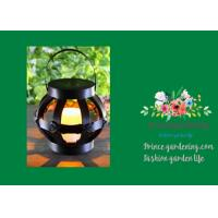 Wholesale Mini Round Woven Solar Garden Lights / Garden Rattan Solar Lights from china suppliers