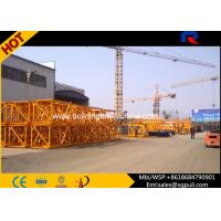 Wholesale 3T Tip Load Hammerhead Building Tower Crane Height Freestanding 48M from china suppliers