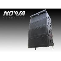 "Wholesale Double 10"" Line Array PA Speaker System Durable For Outdoor / Indoor from china suppliers"