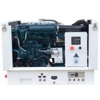 Wholesale Electric Auto Start 7kw Marine Diesel Generator Enclosure Single Phase 120V Sea Water Pump from china suppliers