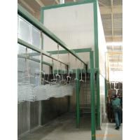 Wholesale Manual Spraying Powder Coating Plant For Refrigerator Evaporator , Condenser from china suppliers