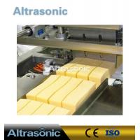 Wholesale 40KHz 500W Ultrasonic Food Cutting Machine With 82mm Titanium Blade from china suppliers