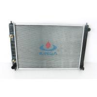 Wholesale Nissan Auto Radiator for Nissan Murano 3.5L  LouLan ' 11 - CVT from china suppliers