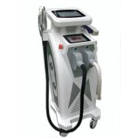 Wholesale 3 in 1 Portable Multifunction Beauty Equipment E Light IPL RF Nd Yag Laser from china suppliers