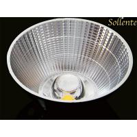 Wholesale 13 Degree Plastic COB LED Reflector , 92mm LED Light Reflector from china suppliers