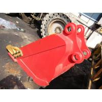 Buy cheap 0.4cbm Hitachi Construction Equipment Parts 5 tooth second hand digger buckets  from wholesalers