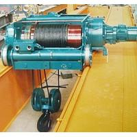 China Slow/High Speed Electric Wirerope Hoist 0.5 Tons Electric Hoist for Crane on sale