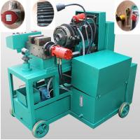 Wholesale Steel Rebar Processing Screw Rolling Machine High Speed 1440 r/min from china suppliers