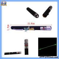 Wholesale 5mw 532nm MID-Open Green Laser Pointer (E00011) from china suppliers