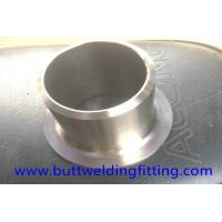 Wholesale ASME A182 F51 4'' SCH10S Super Duplex Stainless Steel Stub Ends Butt Welding from china suppliers