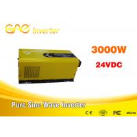 Wholesale 3000w off grid inverter single output 12v/24v input 220v oem inverter with CE & ROHS Certificated from china suppliers