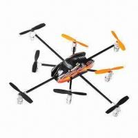 Wholesale Walkera QR Spacewalker/BNF Version 8 Blades RC UFO, 242mm Overall Length from china suppliers
