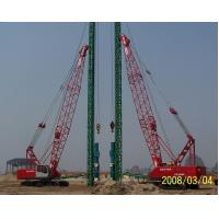 Wholesale High Rigidity Durable Hydraulic Crawler Crane Light Weight 242kw 254t from china suppliers