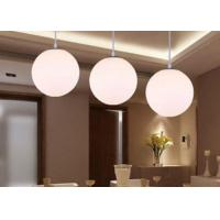 Wholesale Decorative hang up Led Waterproof Ball for Merry Christmas , Lithium battery from china suppliers